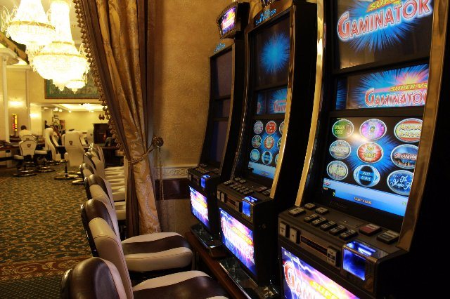 Как побеждать в игровых автоматах?